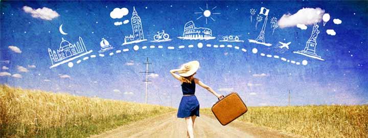Geziko ile uluslararasi seyahat