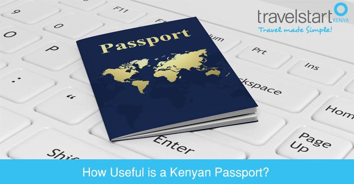 Kenyan Passport Among Top 25% In The World