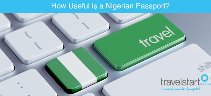 Nigerian Passport 57th in the World