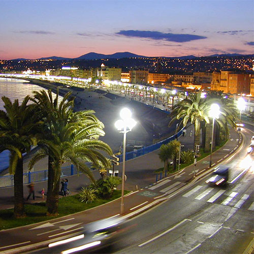 Book cheap flights to Nice, France