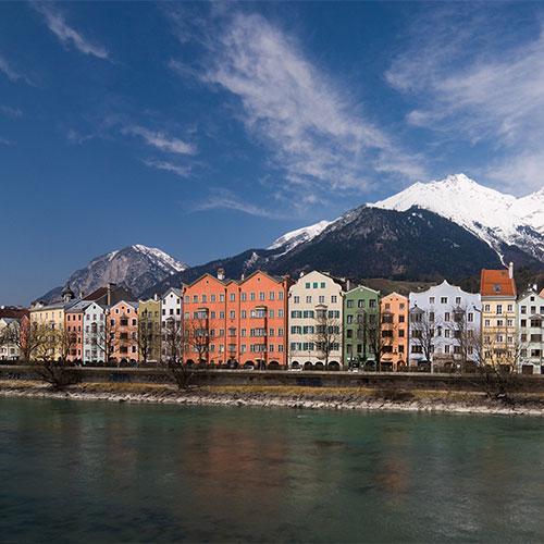 Book cheap flights to Innsbruck, Austria