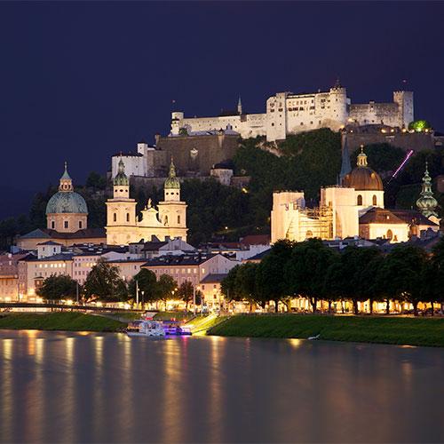 Book cheap flights to Salzburg, Austria