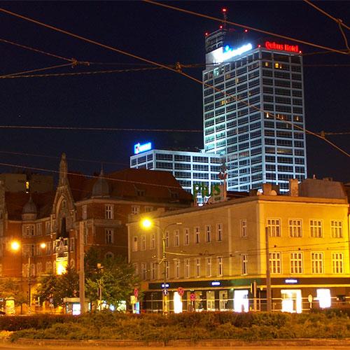 Book cheap flights to Katowice, Poland