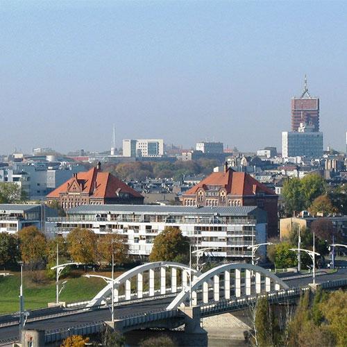 Book cheap flights to Poznań, Poland