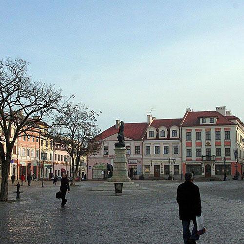 Book cheap flights to Rzeszow, Poland
