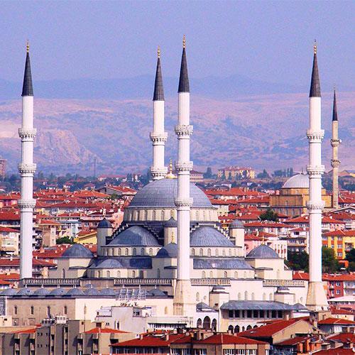 Book cheap flights to Ankara, Turkey