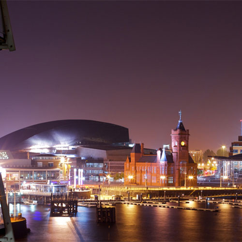 Book cheap flights to Cardiff, Wales