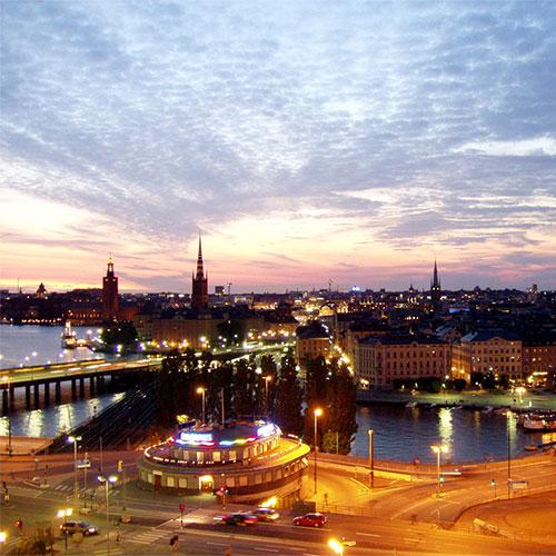 Book cheap flights to Stockholm, Sweden