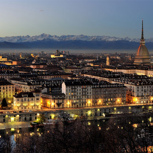 Book cheap flights to Turin, Italy