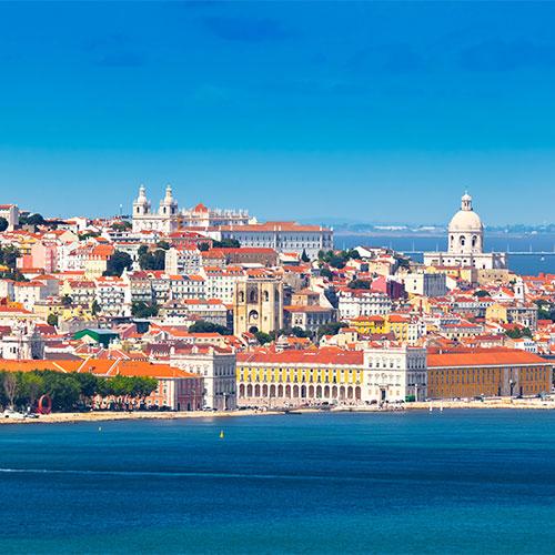 Book cheap flights to Lisbon, Portugal
