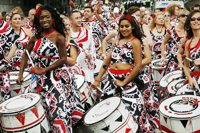 Fun & Festivities at London's Notting Hill Carnival
