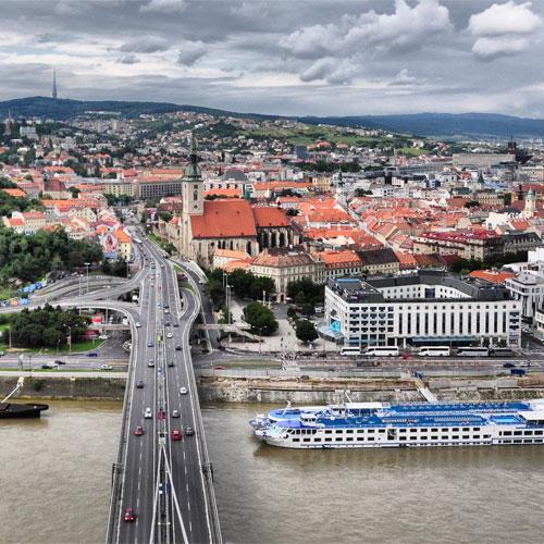 Book cheap flights to Bratislava , Slovakia