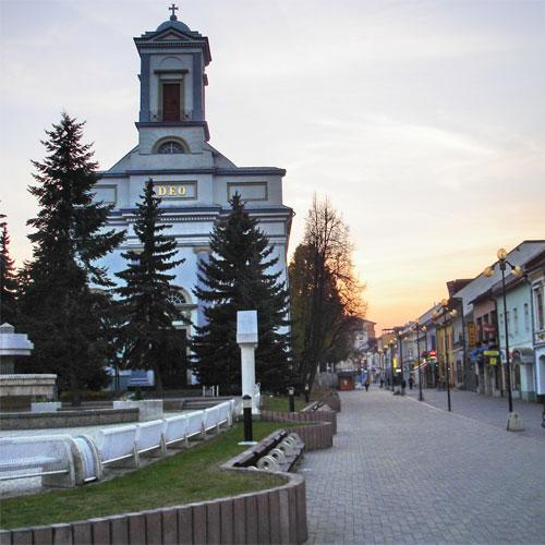 Book cheap flights to Poprad, Slovakia