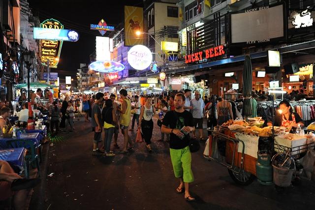 Budget Travel in Bangkok