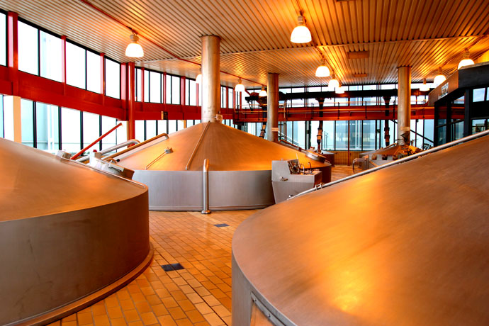 SAB Newlands Brewery Tour in Cape Town