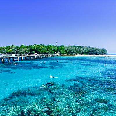 Tropical Island Australia