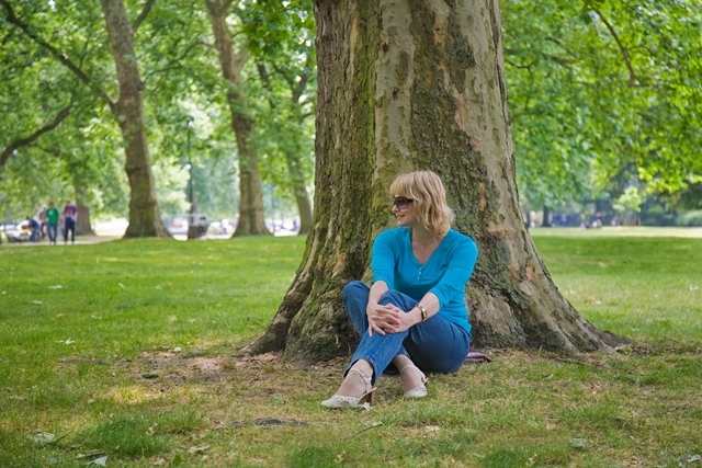 Relax in London's Hyde Park