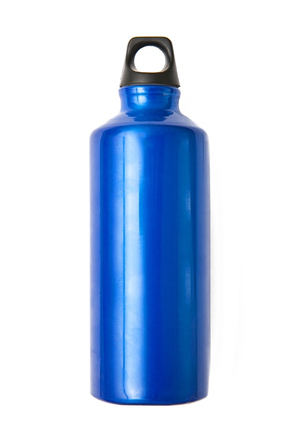 A reusable Water Bottle is perfect for Travelling