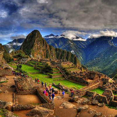 Adventure travel South America