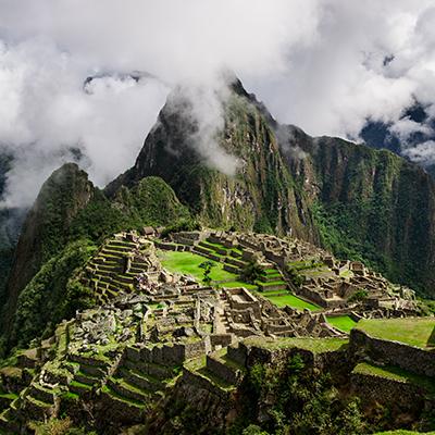 Indulgence travel South America