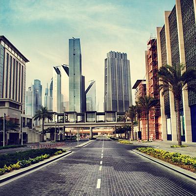 Business Hubs - Asia