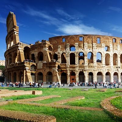 Wonders of the world Europe