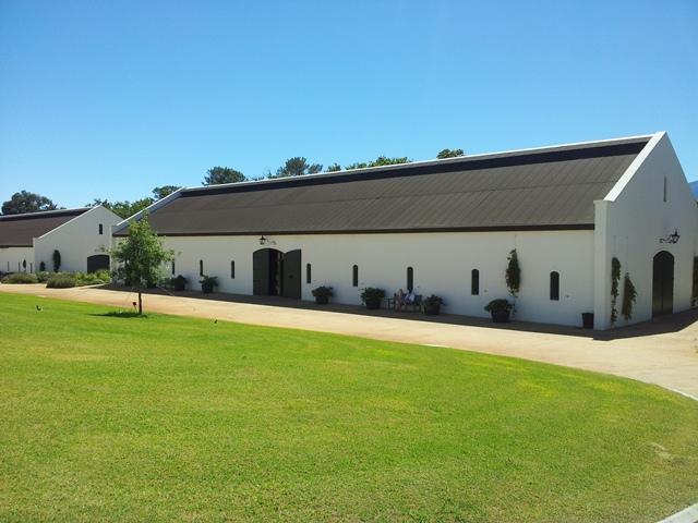 Franschhoek Motor Museum Grounds