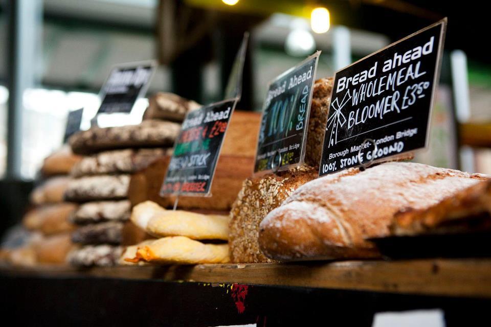 Scrumptious Deli Bread at Borough Market