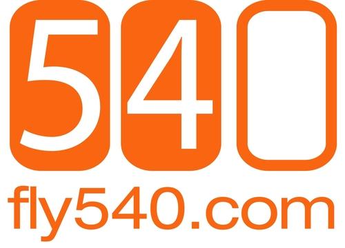 Fly540 logo