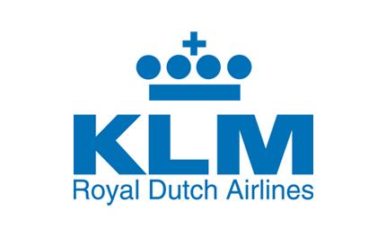 KLM Airlines logo