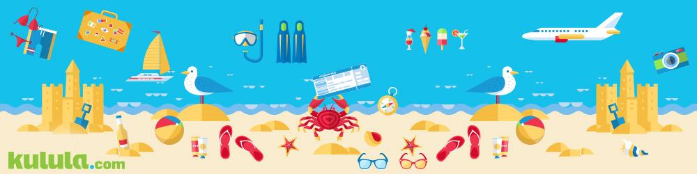 kulula beach fun