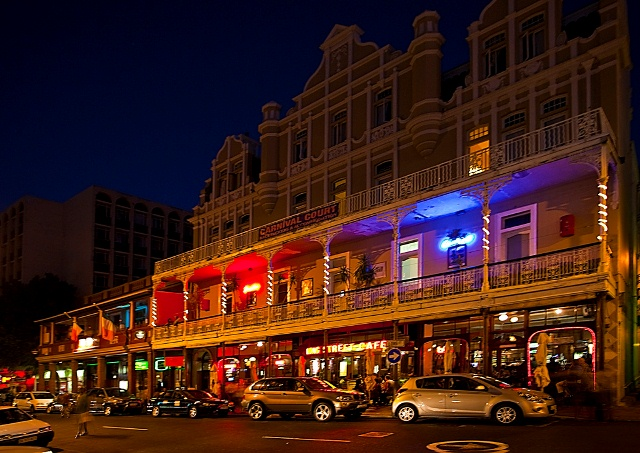 Long Street Cape Town Nightlife