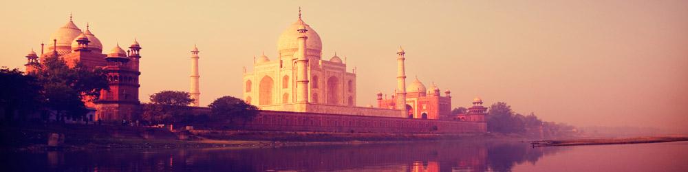 India attractions Taj Mahal