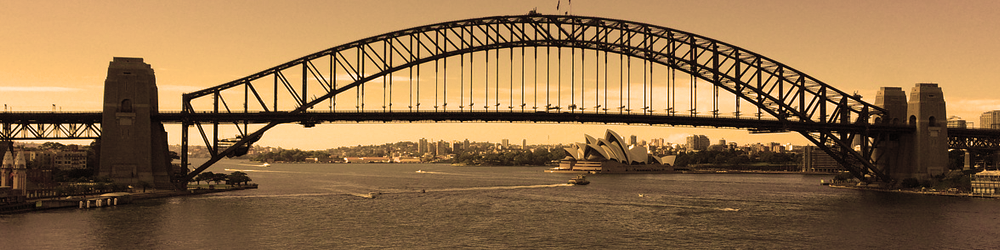 Australia attractions Sydney Bridge