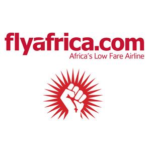 FlyAfrica logo