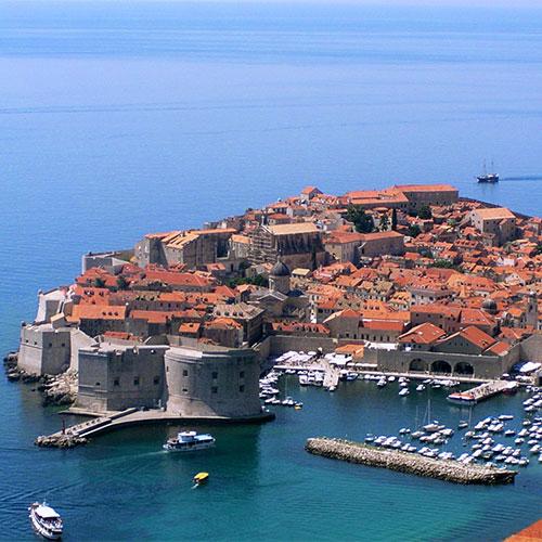Book cheap flights to Dubrovnik