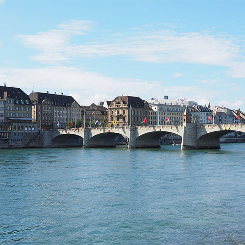 Book cheap flights to Basel
