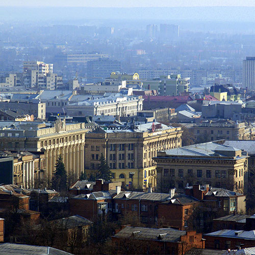 Book cheap flights to Kharkov, Ukraine
