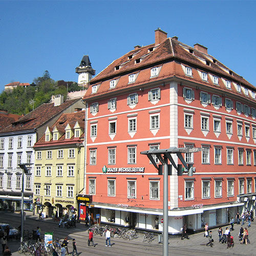 Book cheap flights to Graz, Austria