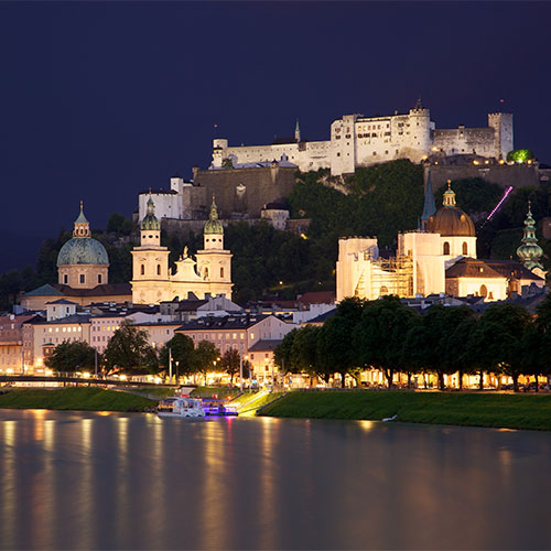 Book cheap flights to Salzburg, Austria