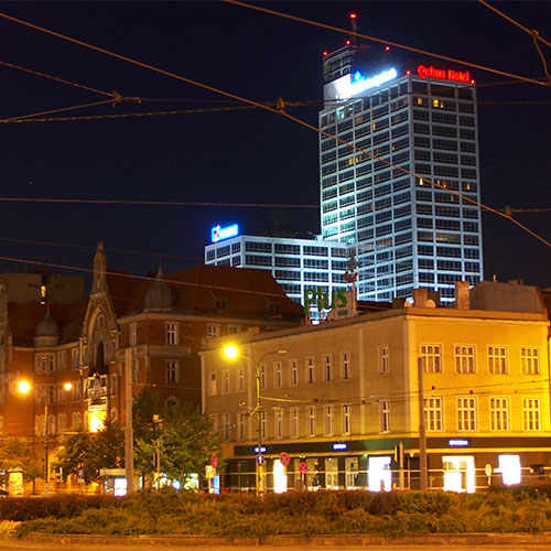 Book cheap flights to Katowice, Poland