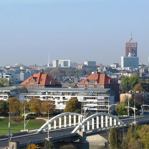 Book cheap flights to Poznań, Poland