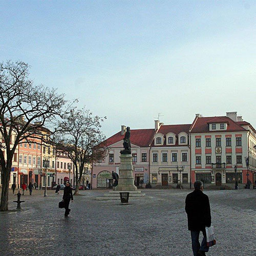 Book cheap flights to Rzeszow, Poland