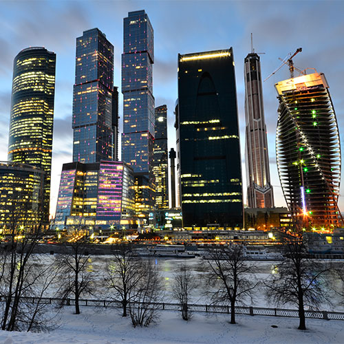 Book cheap flights to Moscow, Russia