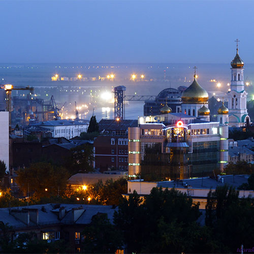 Book cheap flights to Rostov, Russia