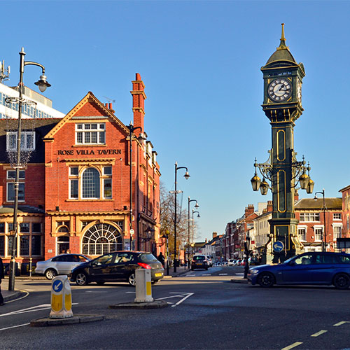 Book cheap flights to Birmingham, England