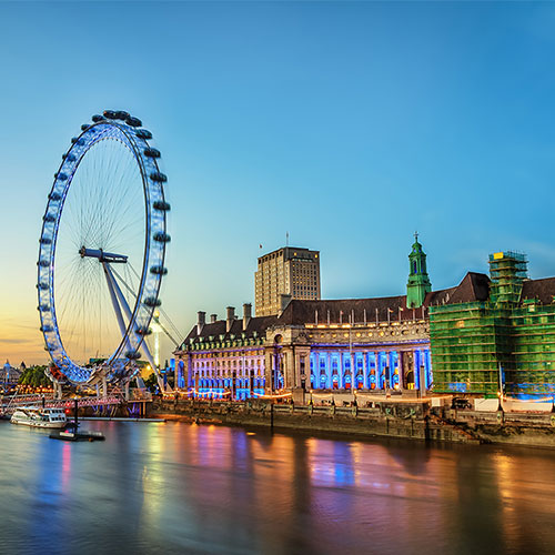 Book cheap flights to London, England