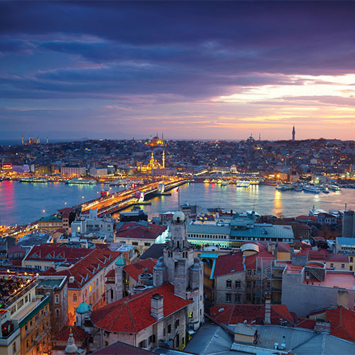 Book cheap flights to Istanbul, Turkey