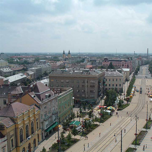Book cheap flights to Debrecen, Hungary