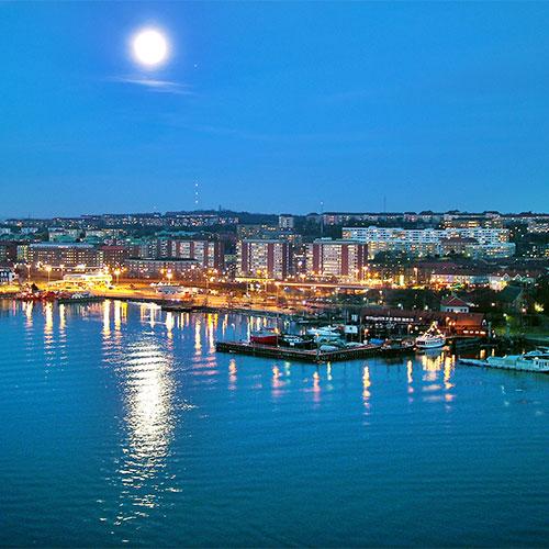 Book cheap flights to Gothenburg, Sweden